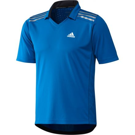 check out d846a 54218 adidas ClimaChill Polo M blau
