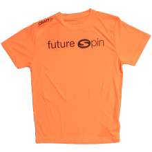 Futurespin T-Shirt orange